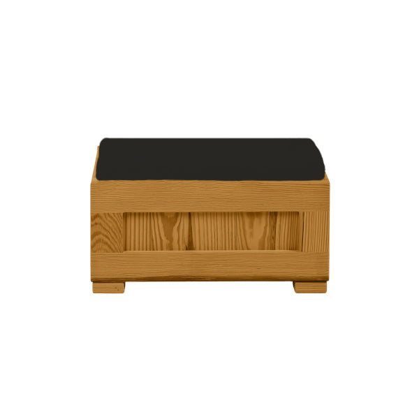 Firehouse Collection™ Ottoman - Fire Station Furniture