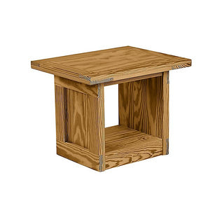 Firehouse Collection™ End Table - Fire Station Furniture