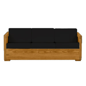 Firehouse Collection™ Solid Wood Sofa - Fire Station Furniture