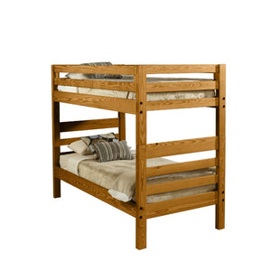 Firehouse Collection™ Convertible Bunk Bed - Ladder End - Fire Station Furniture