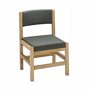 Firehouse Collection™ Dining/Study Chair - Fabric Seat/Back - Fire Station Furniture