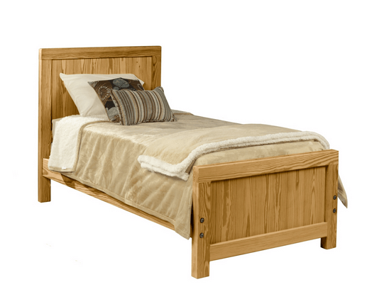 Firehouse Collection™ Solid-Wood Bed - Fire Station Furniture