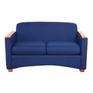 Firehouse Collection Upholstered Loveseat - Fire Station Furniture