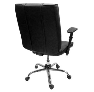 Duty-Built® CUSTOM EMBROIDERED Office Chair w/Adjustable Arms - FREE SHIPPING with 2+