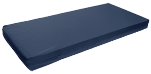 "FluidBlock 7"" Nylon Covered Foam Mattress - Fire Station Furniture"