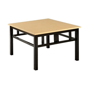 Steel Collection Corner Table - Fire Station Furniture
