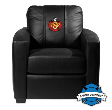 Duty-Built® CUSTOM EMBROIDERED Club Chair - FREE SHIPPING  with 2+ (Available without logo)
