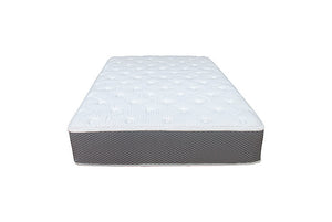 "Duty-Built™ - Chief 12"" Heavy-Duty Hybrid Mattress with Latex/Memory Foam - Fire Station Furniture"