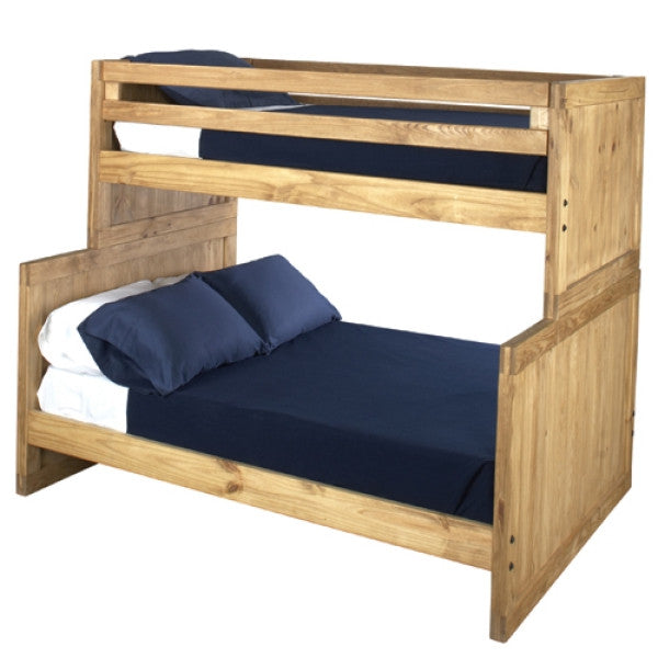 Firehouse Collection™ Twin-Over-Full Bunk Bed - Fire Station Furniture