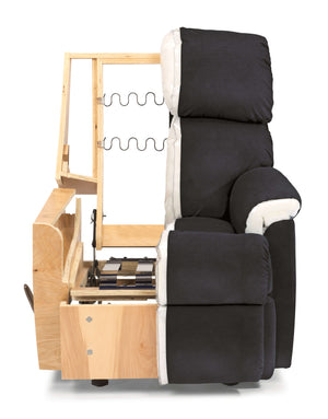 The Ultimate Firefighter Recliner™ - SPACE SAVER - FREE SHIPPING - Fire Station Furniture
