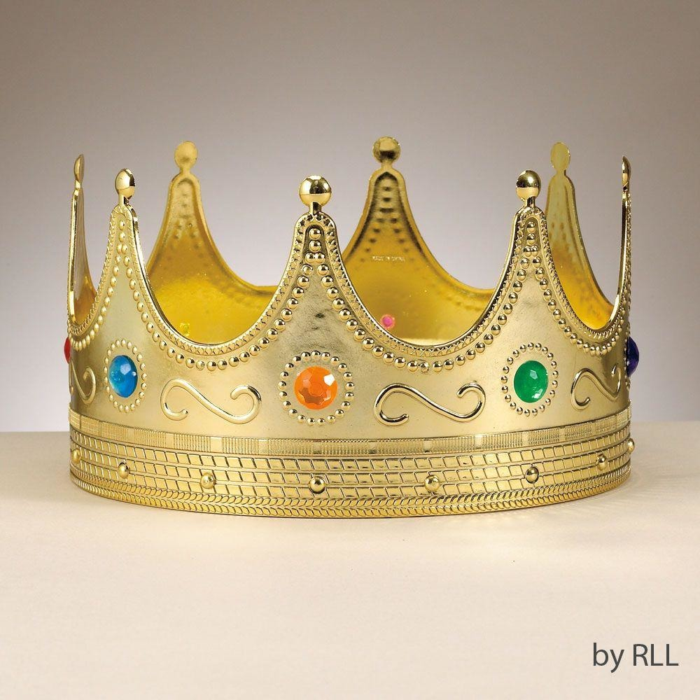 Jeweled Purim Crown - Large