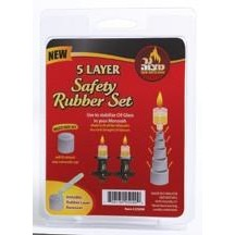 5 Layer Rubber Safety Set