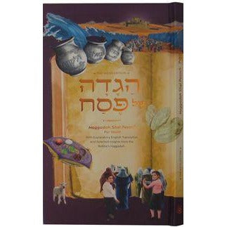Haggadah For Youth - Weiss Edition
