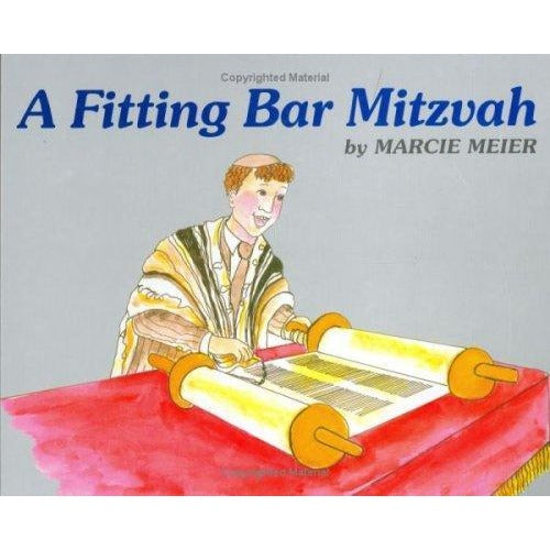 A Fitting Bar Mitzvah