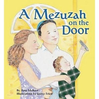 A Mezuzah On The Door