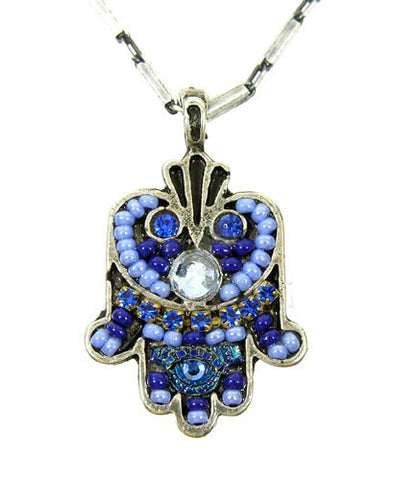 Adaya Necklace Large Hamsa
