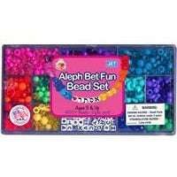 Aleph Bet Fun Bead Set