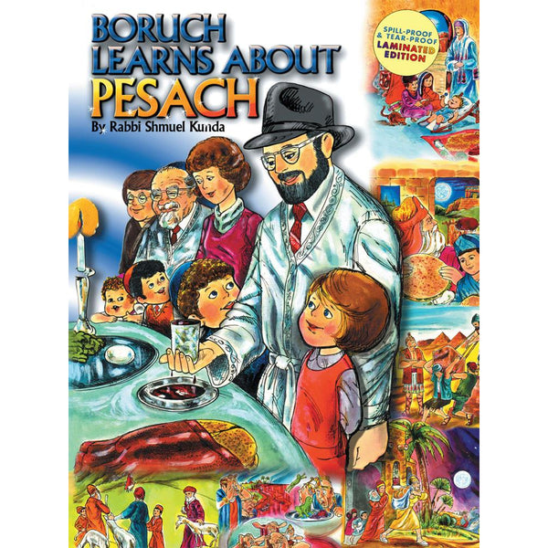 Baruch Learns About Pesach