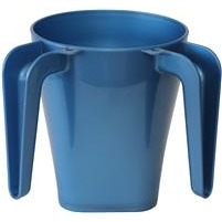 Wash Cup Plastic (Various Colors)