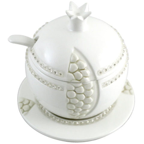 Ceramic Honey Dish Set