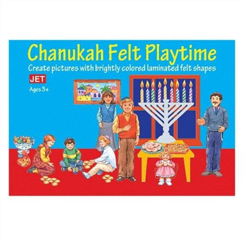 Chanuka Felt Playtime