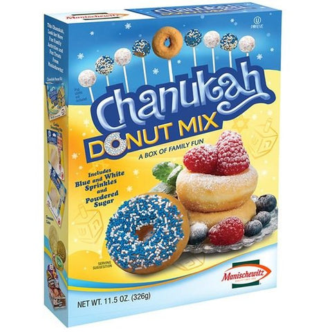 Chanukah Donut Mix