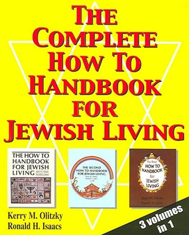 The Complete How To Handbook For Jewish Living