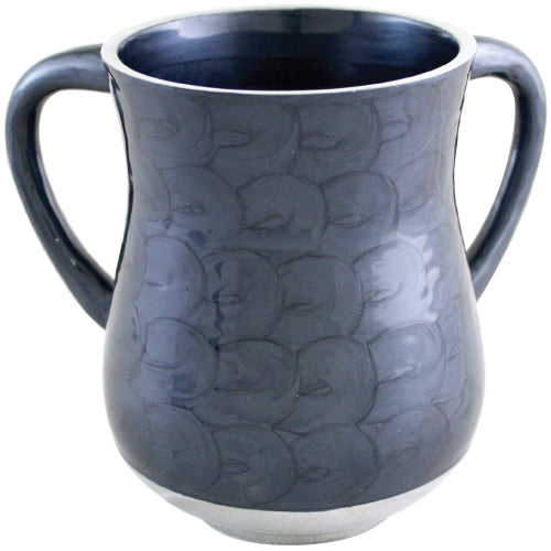 Dark Grey Washing Cup