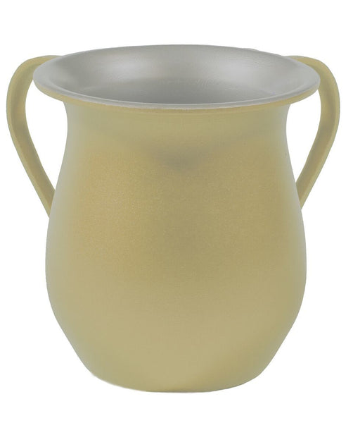 Emanuel Textured Steel Washing Cup (Various Colors)