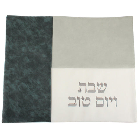 Faux Leather Challah Cover