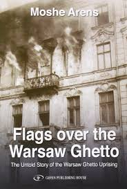 Flags Over the Warsaw Ghetto