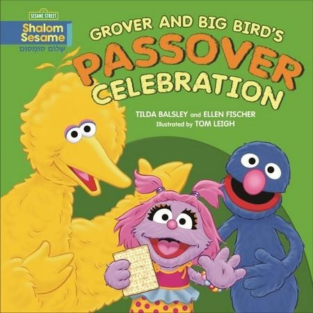 Grover & Big Bird's Passover