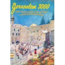 Jerusalem 3000 Kids Discover The City of Gold