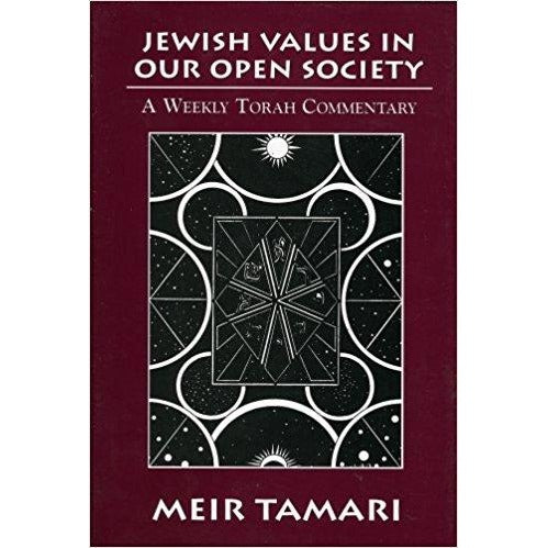 Jewish Values In Our Open Society