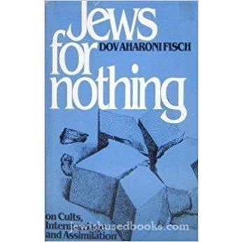 Jews For Nothing Hardcover