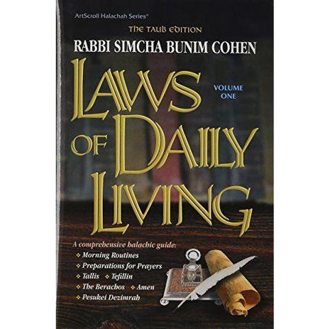 Laws Of Daily Living Volume One