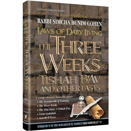 Laws Of The Three Weeks