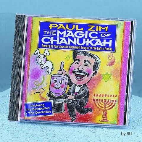 Magic Of Chanukah: Paul Zim