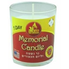 Memorial Candle 24 Hour