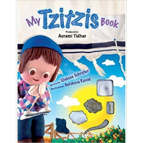 My Tzitzis Book
