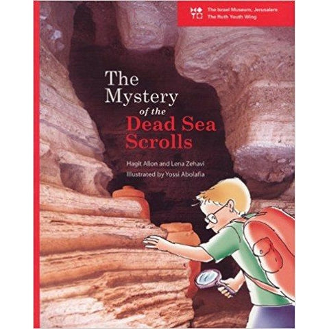 Mystery Of The Dead Sea Scroll