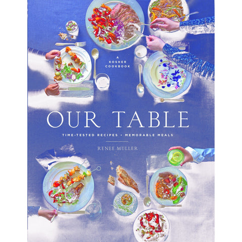 Our Table: A Kosher Cookbook