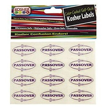 Passover Labels