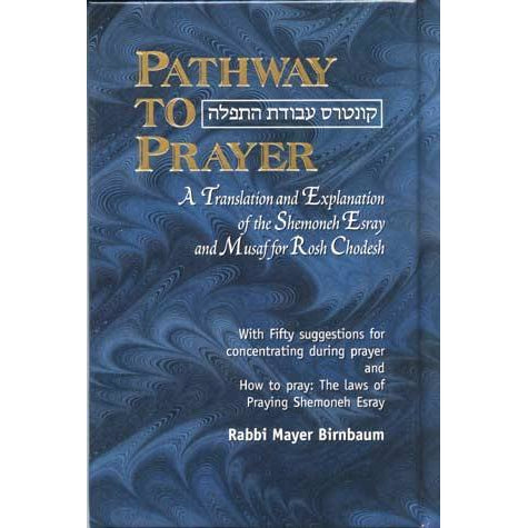 Pathway To Prayer Shemoneh Esrei
