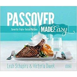 Passover Made Easy - Cookbook