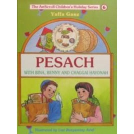 Pesach With Bina, Benny And Chaggai