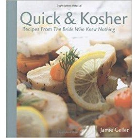 Quick And Kosher Cookbook Vol 1