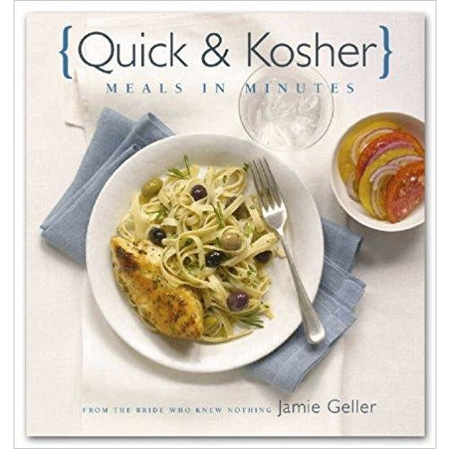 Quick & Kosher Meals In Minutes