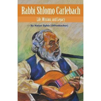 Rabbi Shlomo Carlebach Life