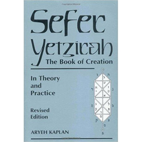 Sefer Yetzirah: Book Of Creation